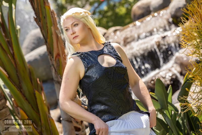 Daenerys Game of Thrones Megan