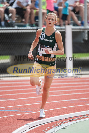 BIG10 1500M Women Final - 2015 Big Ten Outdoor