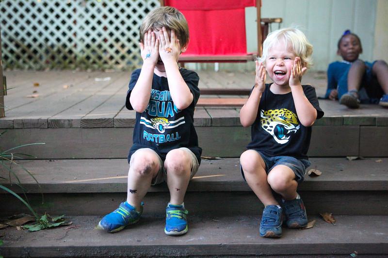 Thomas and Lucas' Birthday Party, 2018