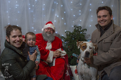 Santa At Bentleys