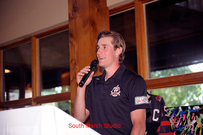 Kyle Turris Capital City Condors Golf Tournament
