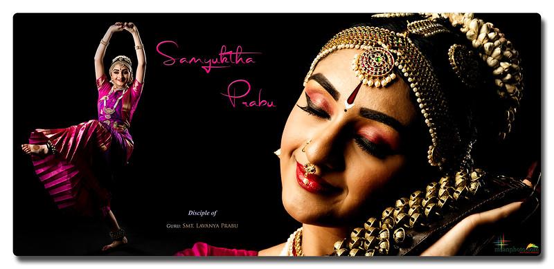 Samyuktha Prabu's Pre-Recital Portraits 2021