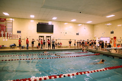 MS Coed Swimming - 1/23/2017 Mona Shores