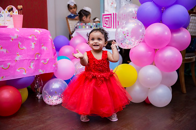Fiana's 1st Birthday