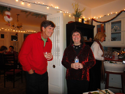 Dave & Terry's Xmas Party 2010