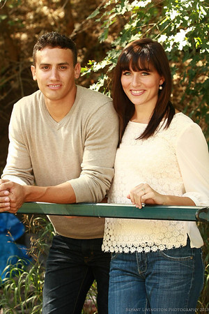 Lynley and Dustin Eng