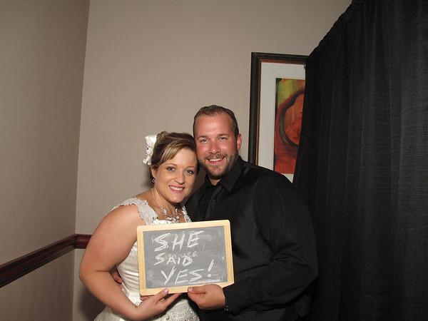 Jaclyn & Erik Wedding Photo Booth