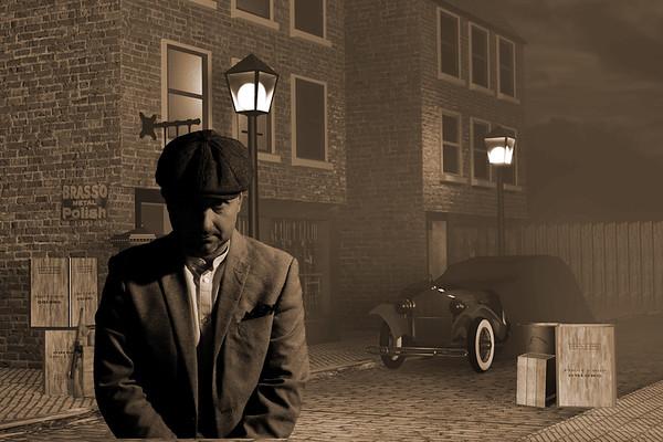 Peaky Blinders - Rochdale Town Hall