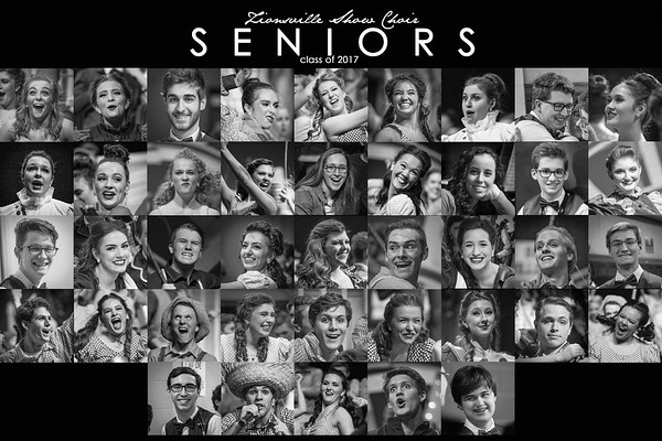 Senior Collage and Photos