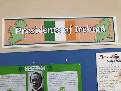 Presidents of Ireland Projects