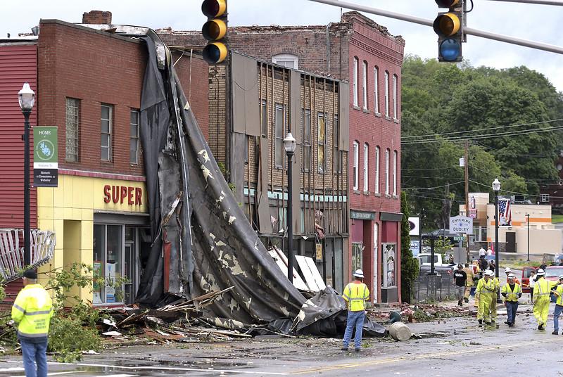 Tornado Massachusetts