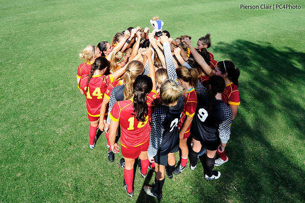 USC Women's Soccer vs OK State 09/09/11