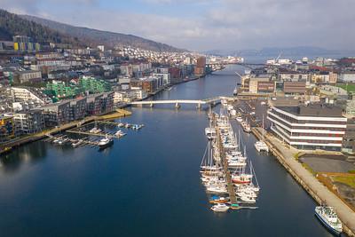 2020.03 Dronebilder fra Bergen