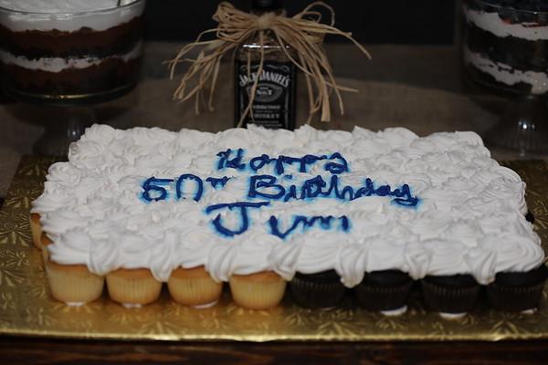 Jimmy 50th Photos