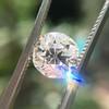 1.60ct Old Mine Cut Diamond, GIA H VS2 20