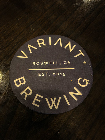 Variant Brewery - GA