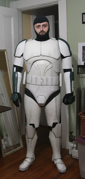 Clone Trooper: Gree's 41st