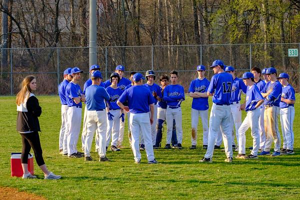 TCS - Varsity Baseball 2019