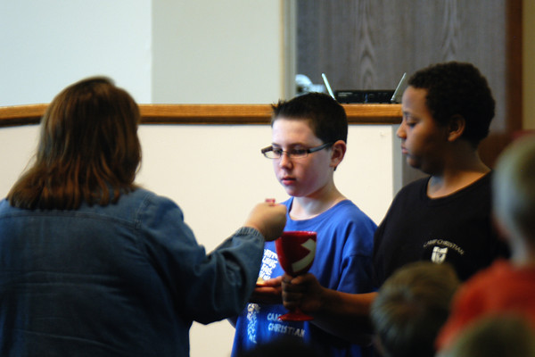 April 29th, 2012 Worship Service - Youth Led