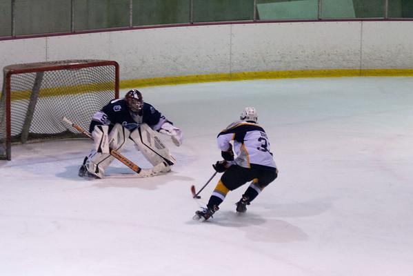 Hatfield Ice Hawks at Grundy Grizzlies 11-22-2014