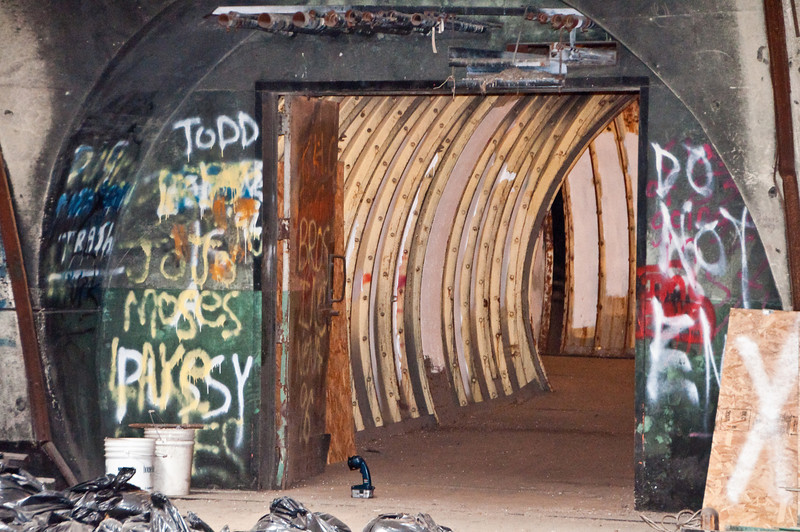 Graffiti and decay