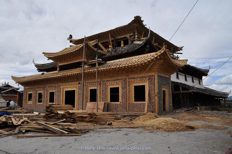 Lin Po Monastery