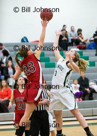 G V Basketball Holliston v Westwood 1_28_14
