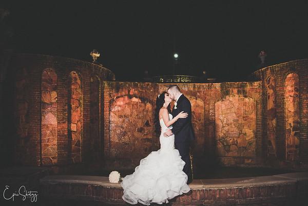 STEPHANIE & RAYMOND'S WEDDING