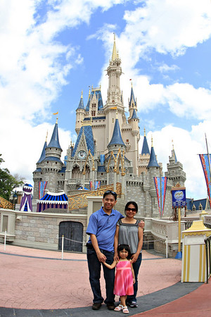 Disney World 2010