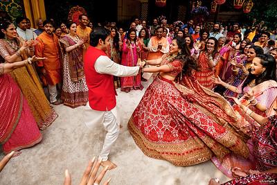 7. Puja & Haldi | Candid Moments
