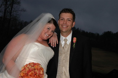 Kara and Jason Wedding.March 29,2008