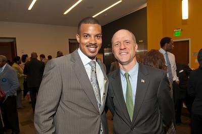 CIAA Sponsors Kick-Off Reception @ The Harvey B Gantt Center 2-28-11 by Jon Strayhorn