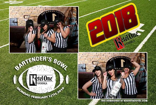 Bartenders Bowl 2018