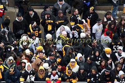 Steeler Super Bowl Parade, February 3, 2009