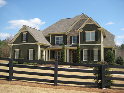 Blackberry Ridge Alpharetta Estate Homes