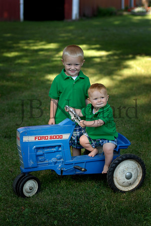Children - Lehman boys