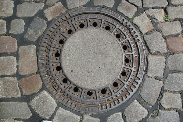 Manholes (for David M.)