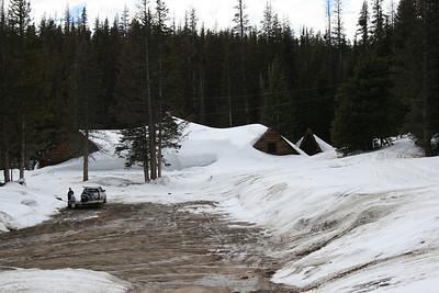 Snowy Range Memorial weekend 2011