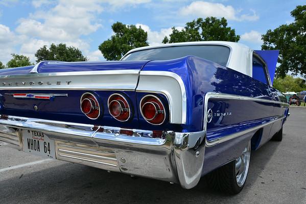 Round Rock Car Show