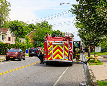 Residential structure fire - Robinson Ave - City of Newburgh  FD - 5/23/2019