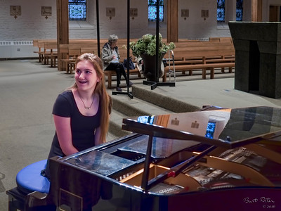 2016 - Caroline's Piano Recital