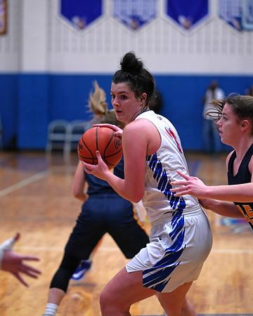LB Girls Basketball vs Ottawa-Glandorf (2020-02-01)
