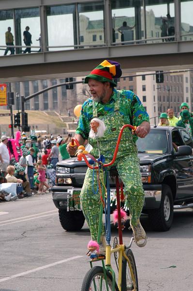 St. Patrick's Day Parade KC 3.17.2003