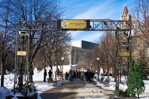 St. Paul Winter Carnival 2010