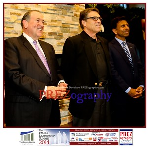 Rick Perry Family Summit 2014