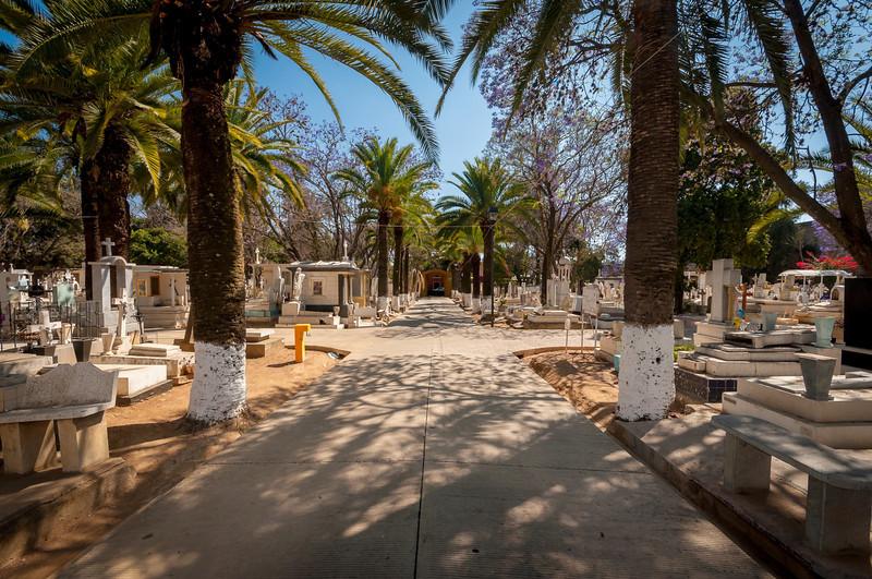 Panteon General, Oaxaca's Main Cemetery