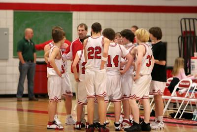 Boys Freshman Basketball - 2/27/2009 Tri-County