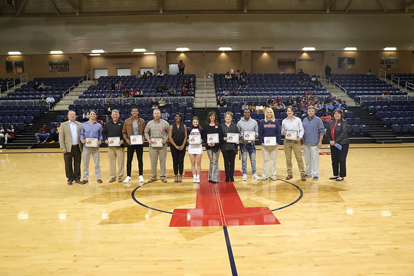 QEP Student-Athlete of the Year and Faculty Mentor Awards Ceremony and Reception