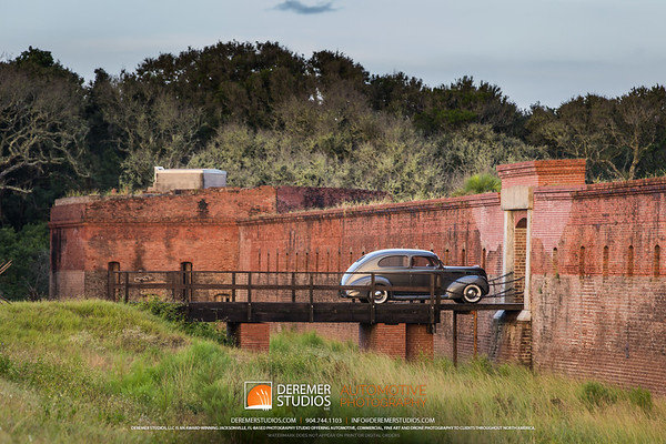 2018 09 Fort Clinch Car Show