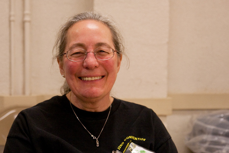 Donna, NCCA Secretary